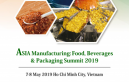 ASIA Manufacturing: Food, Beverages & Packaging Summit 2019